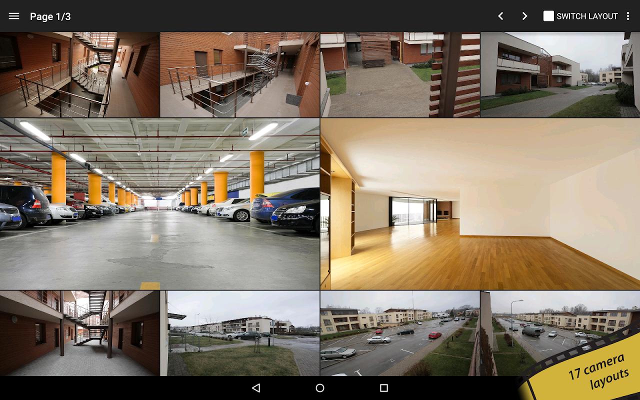 Screenshot tinyCam Monitor FREE APK