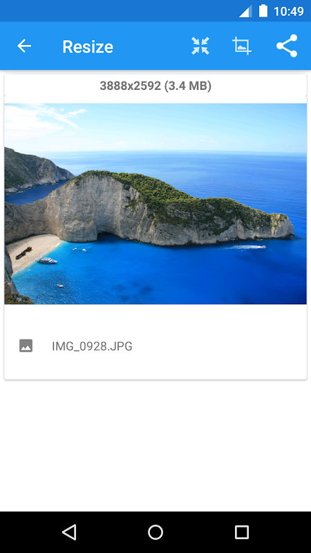 Screenshot Photo & Picture Resizer APK