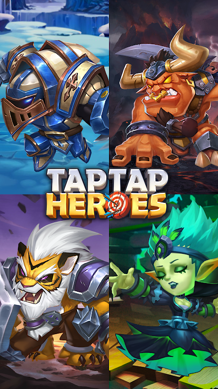 Screenshot Taptap Heroes APK