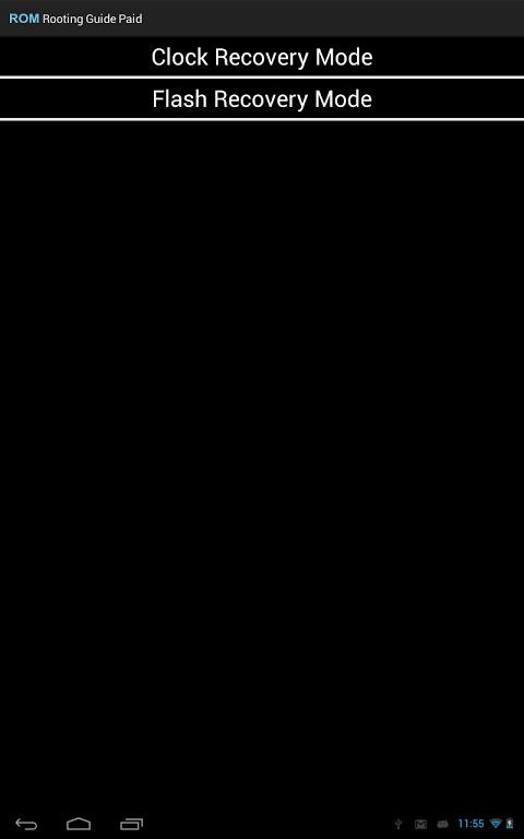 Screenshot Android Rooting APK