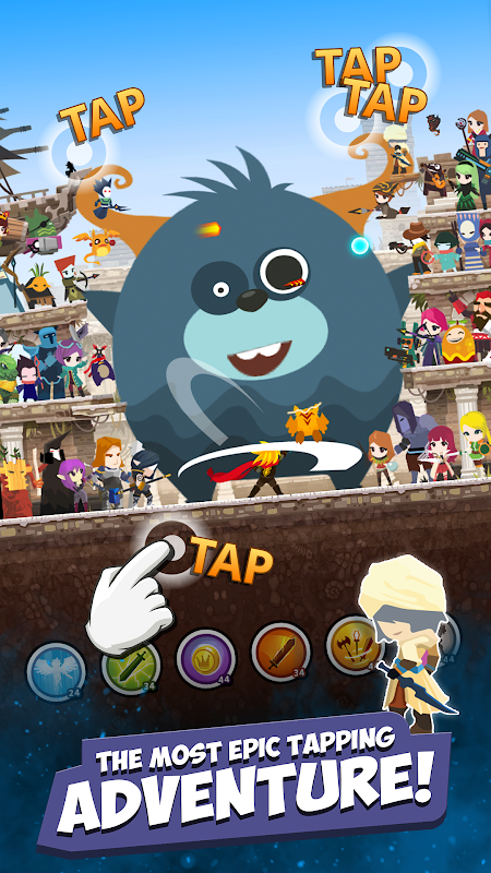 Tap Titans 2 The App Store