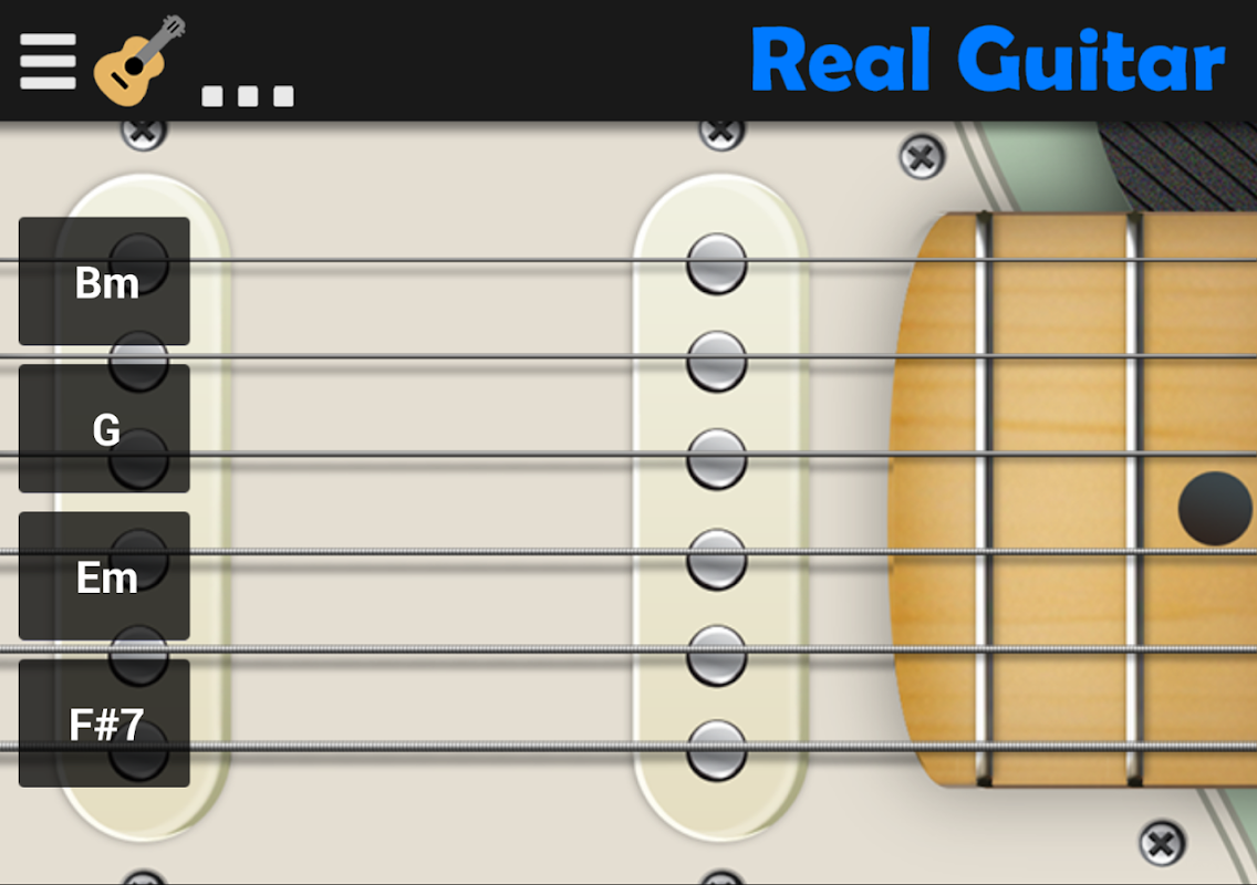 Real Guitar | Playing The Guitar Has Never Been So Easy! The App Store