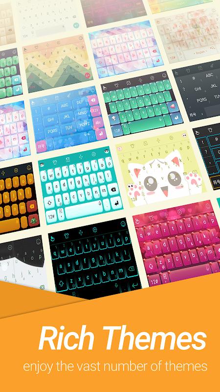 TouchPal Emoji Keyboard Fun The App Store