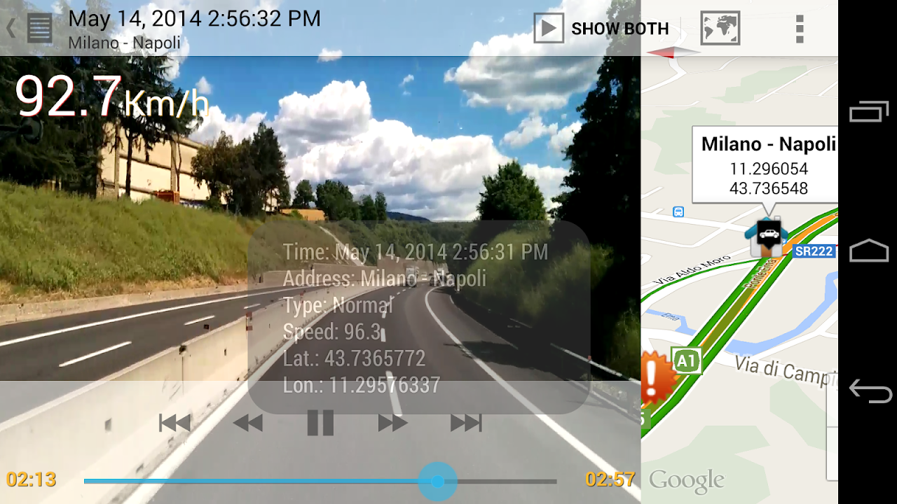 Screenshot AutoGuard Dash Cam | Vehicle Blackbox APK