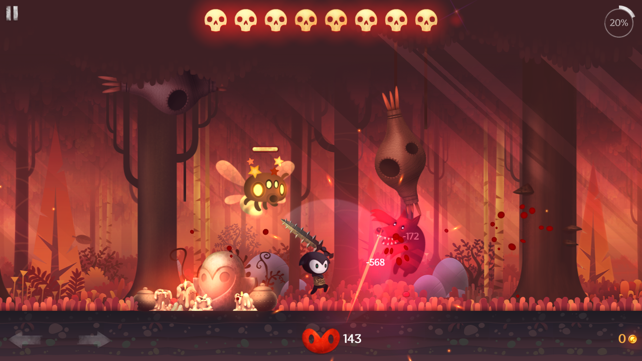 Reaper | Tale Of A Pale Swordsman The App Store android Code Lads