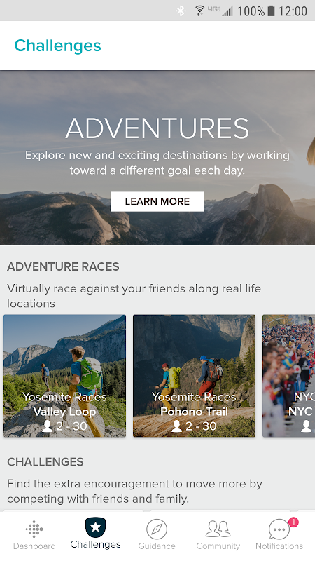 Screenshot Fitbit APK