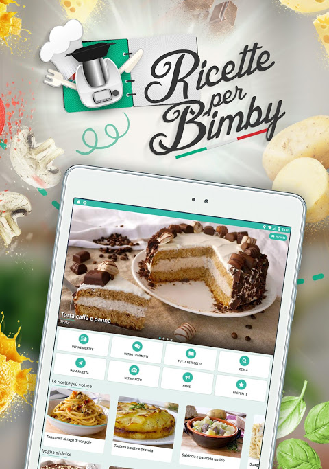 Ricette per Bimby The App Store android Code Lads