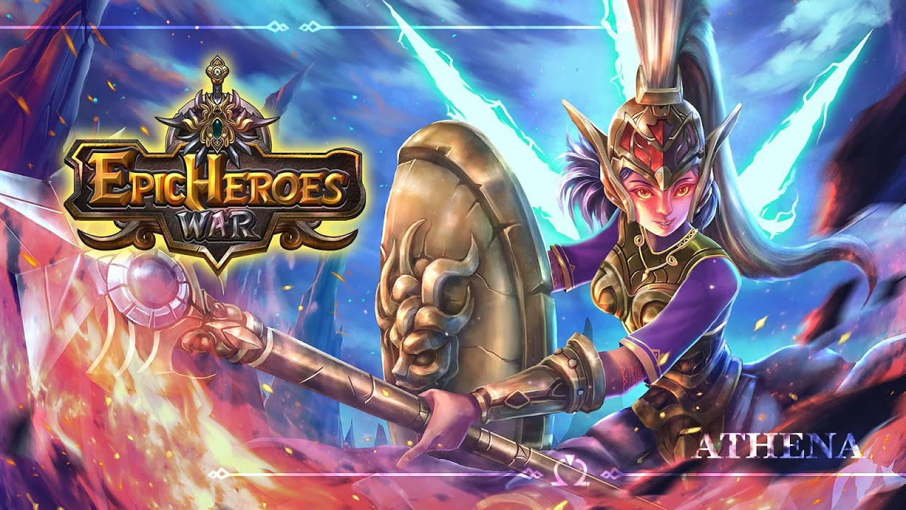 Epic Heroes War The App Store android Code Lads