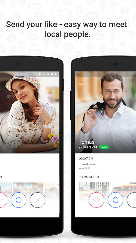 Hitwe – meet people and chat The App Store