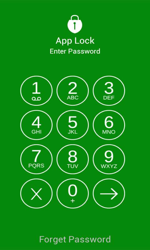 App Lock (Pattern - keypad) The App Store android Code Lads