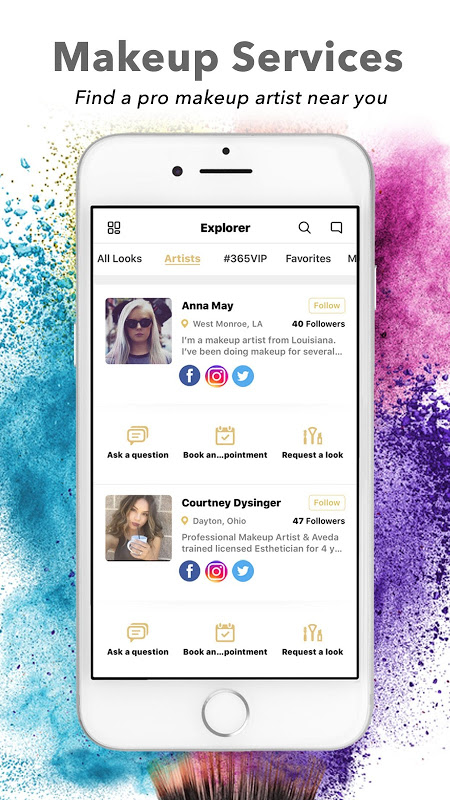 Screenshot Perfect365: One-Tap Makeover APK