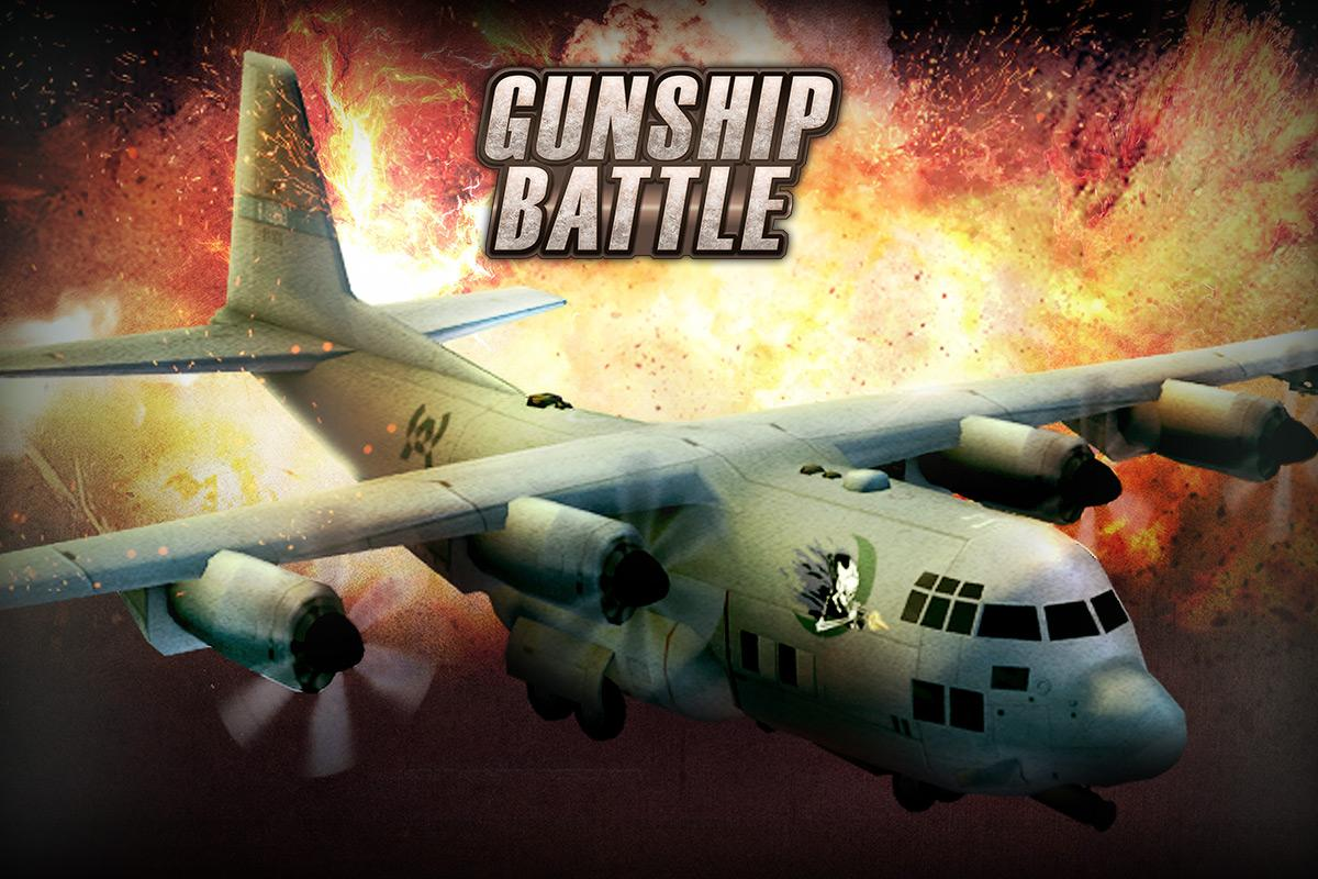 Screenshot GUNSHIP BATTLE: Helicopter 3D APK