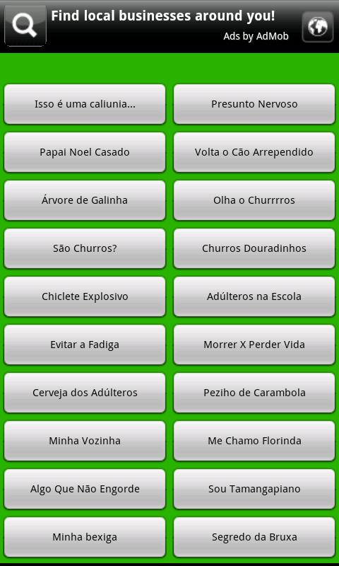 Chaves em Audio The App Store