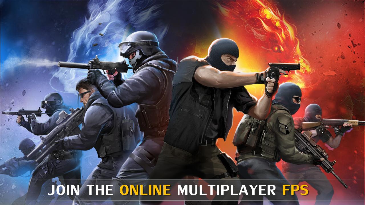 Screenshot Elite SWAT - counter terrorist game APK