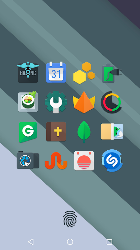 Urmun - Icon Pack The App Store android Code Lads