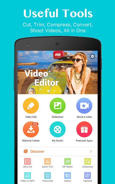 Screenshot VideoShowLite: Video editor APK