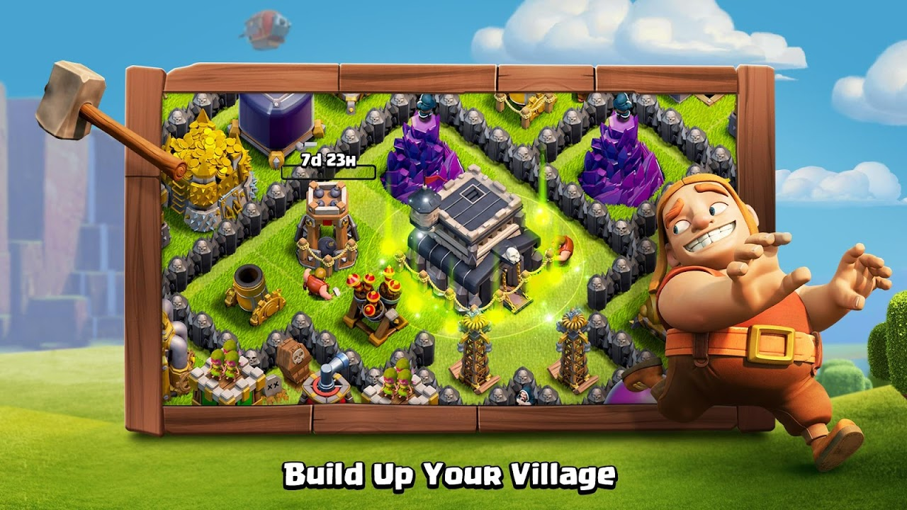 Screenshot Clash of Clans APK