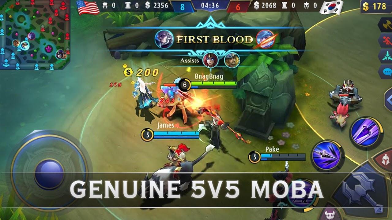 Screenshot Mobile Legends: Bang bang APK