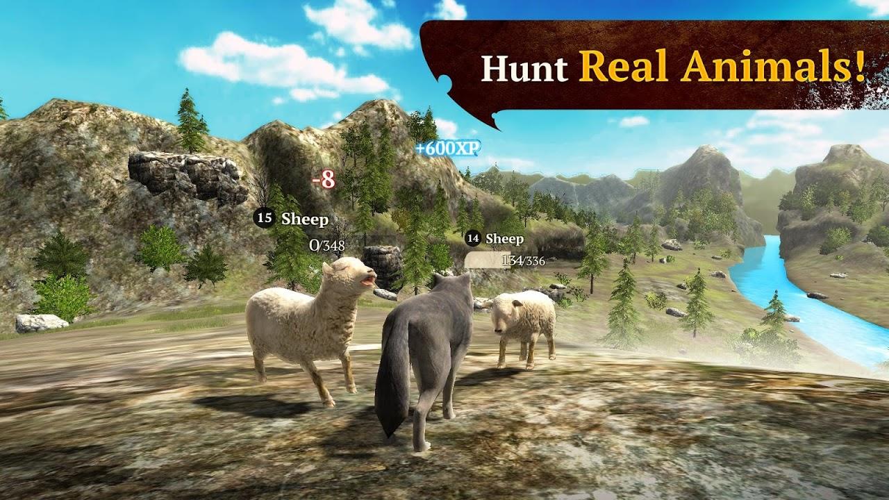Screenshot The Wolf APK