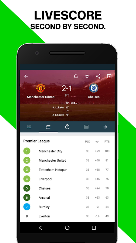 Forza Football - Live scores The App Store