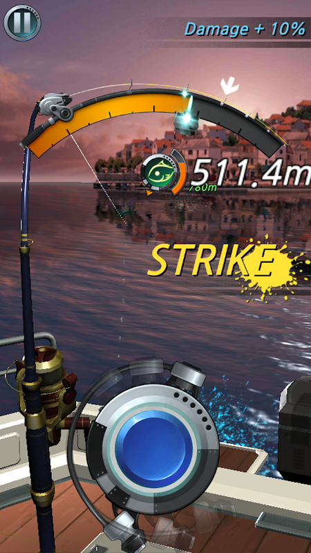 Screenshot Fishing Hook APK