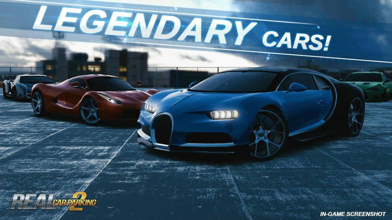 Screenshot Real Car Parking 2 : Driving School 2018 APK