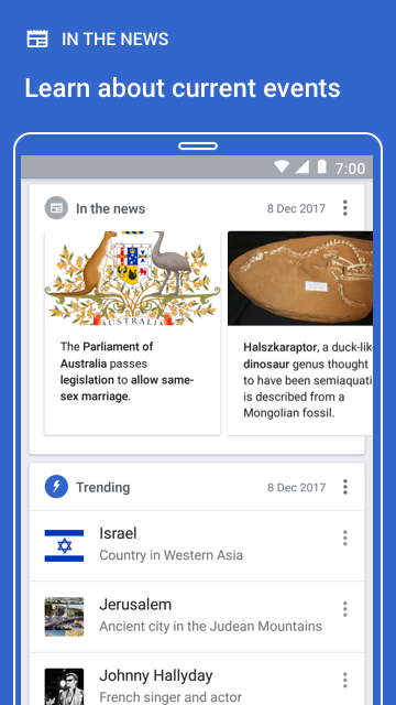 Screenshot Wikipedia Beta APK