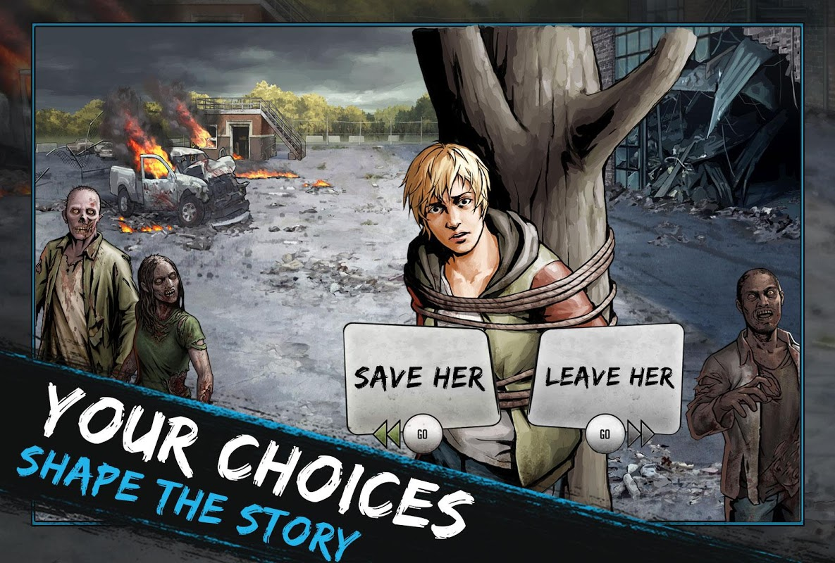 The Walking Dead: Road to Survival The App Store