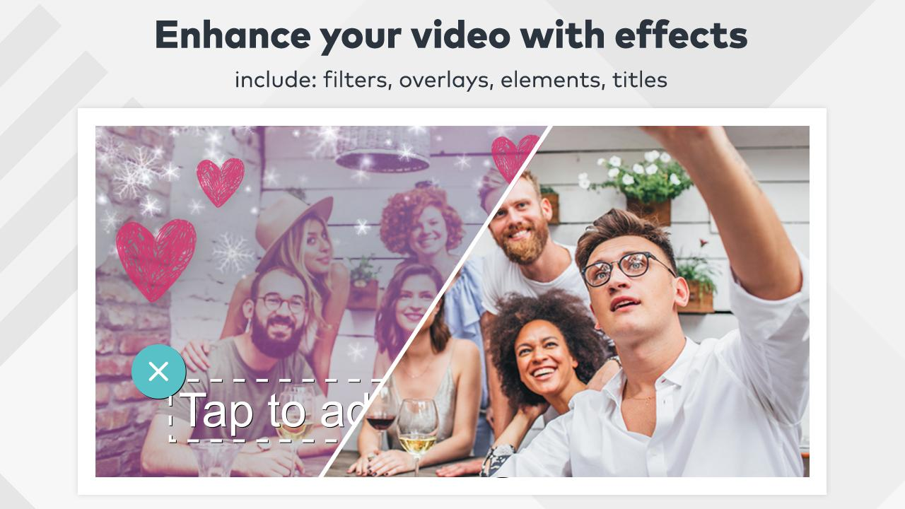 FilmoraGo - Free Video Editor The App Store android Code Lads