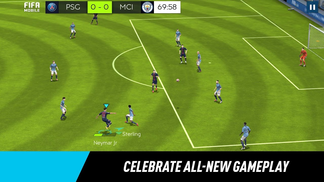 FIFA Mobile Football The App Store android Code Lads