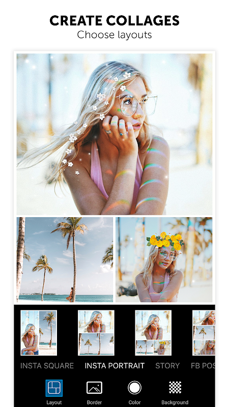 Screenshot PicsArt Photo Studio: Collage Maker & Pic Editor APK