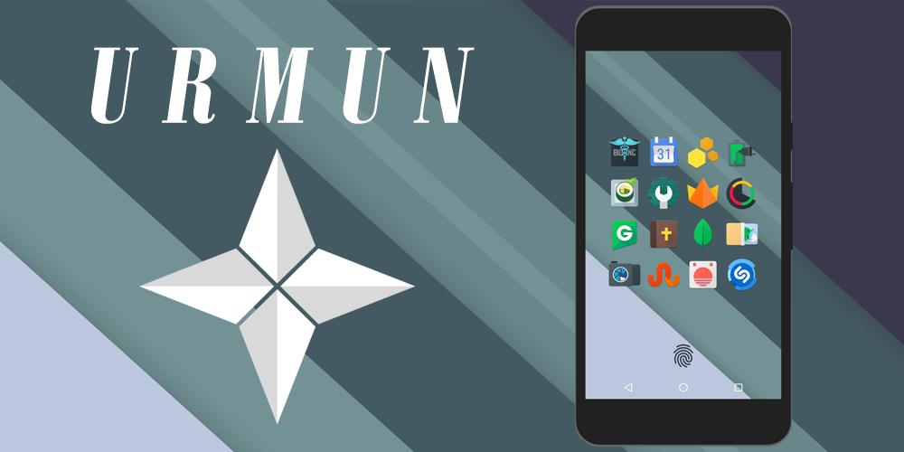 Urmun - Icon Pack The App Store