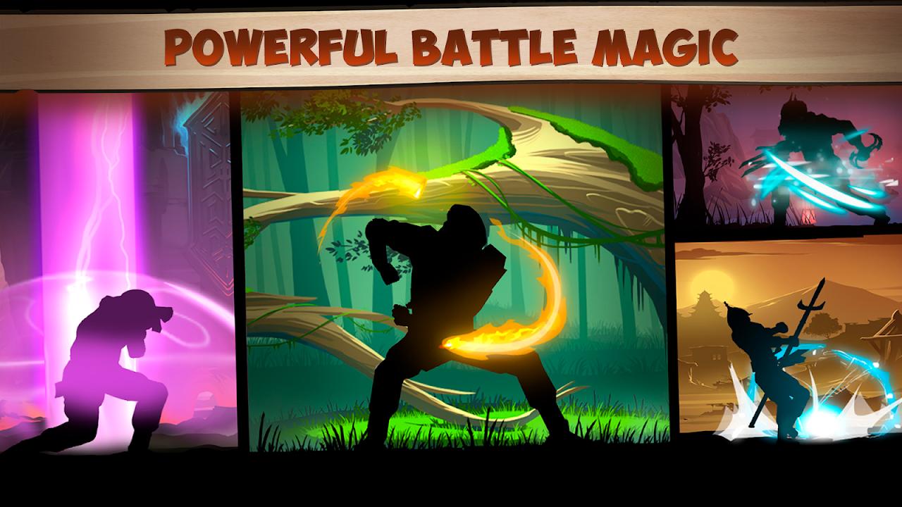 Screenshot Shadow Fight 2 APK