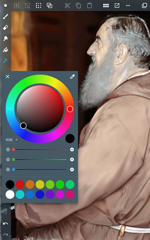 Screenshot ArtFlow: Paint Draw Sketchbook APK