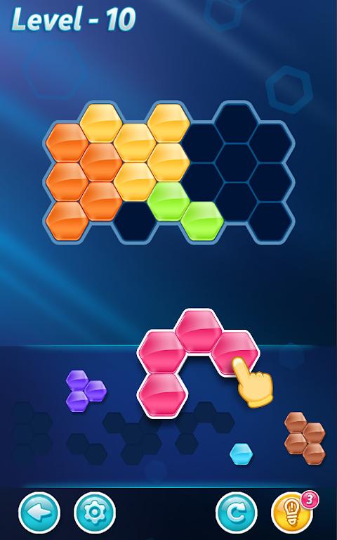 Screenshot Block! Hexa Puzzle™ APK