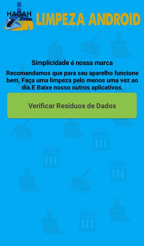 Screenshot Limpeza Android Plus APK