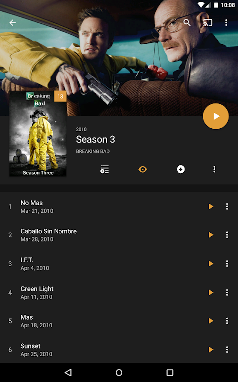 Screenshot Plex Media Server APK