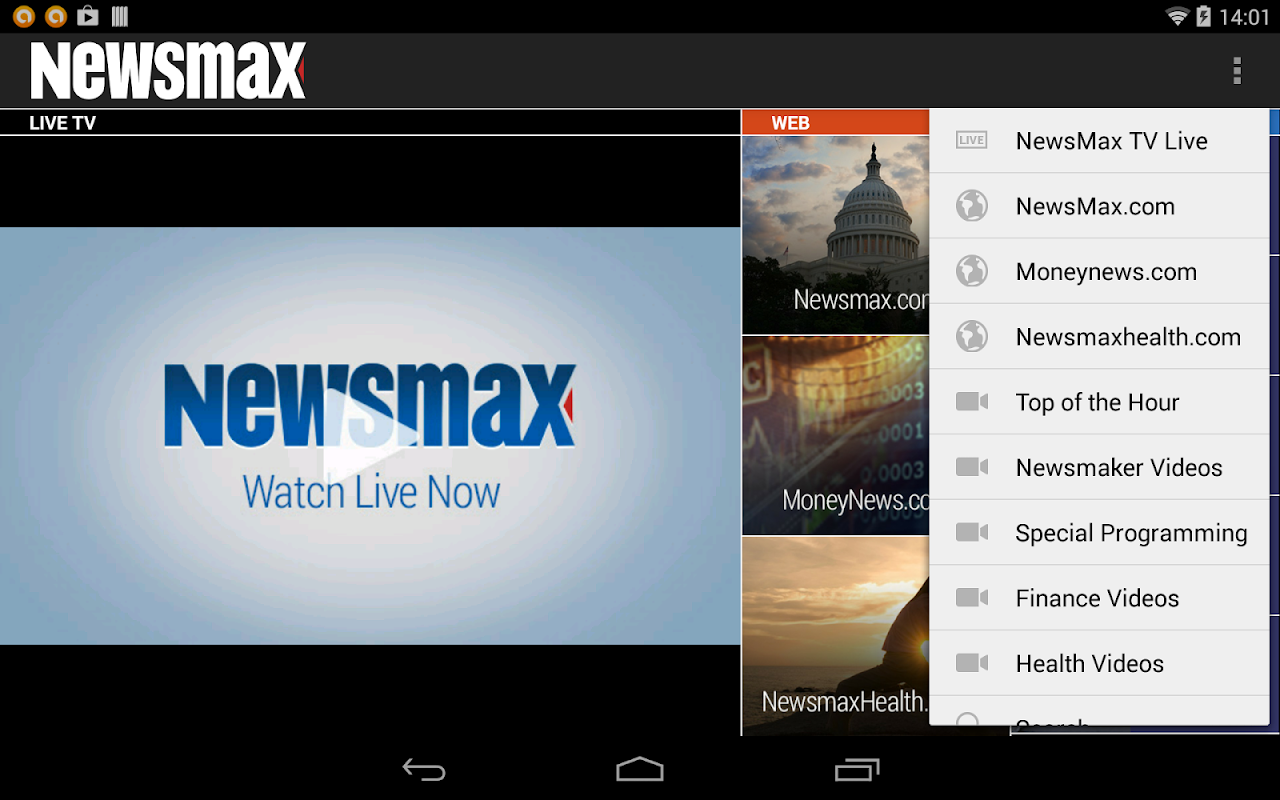 Download Newsmax TV & Web v1.3.2-05-16-18.5 APK