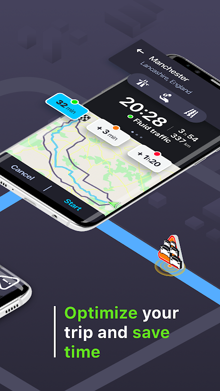 Coyote: Alerts, GPS & traffic The App Store android Code Lads