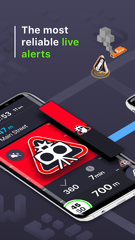 Coyote: Alerts, GPS & traffic The App Store