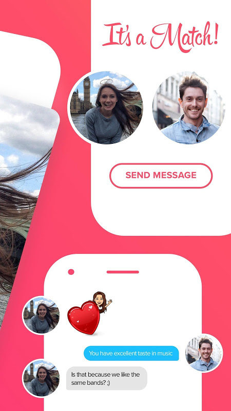 Tinder - Match. Chat. Date. The App Store android Code Lads