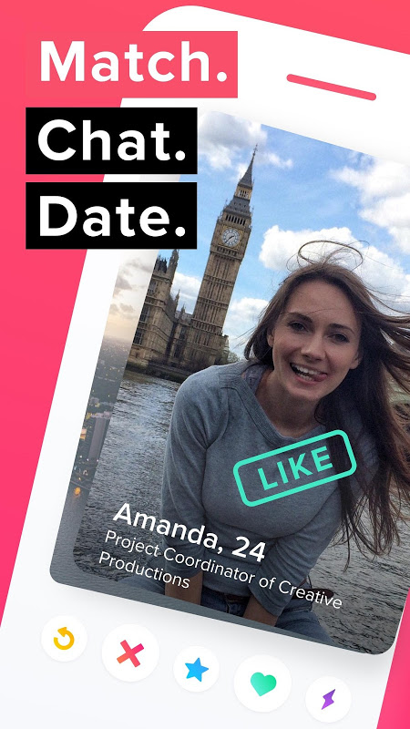 Tinder - Match. Chat. Date. The App Store