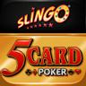 Slingo 5 Card Poker
