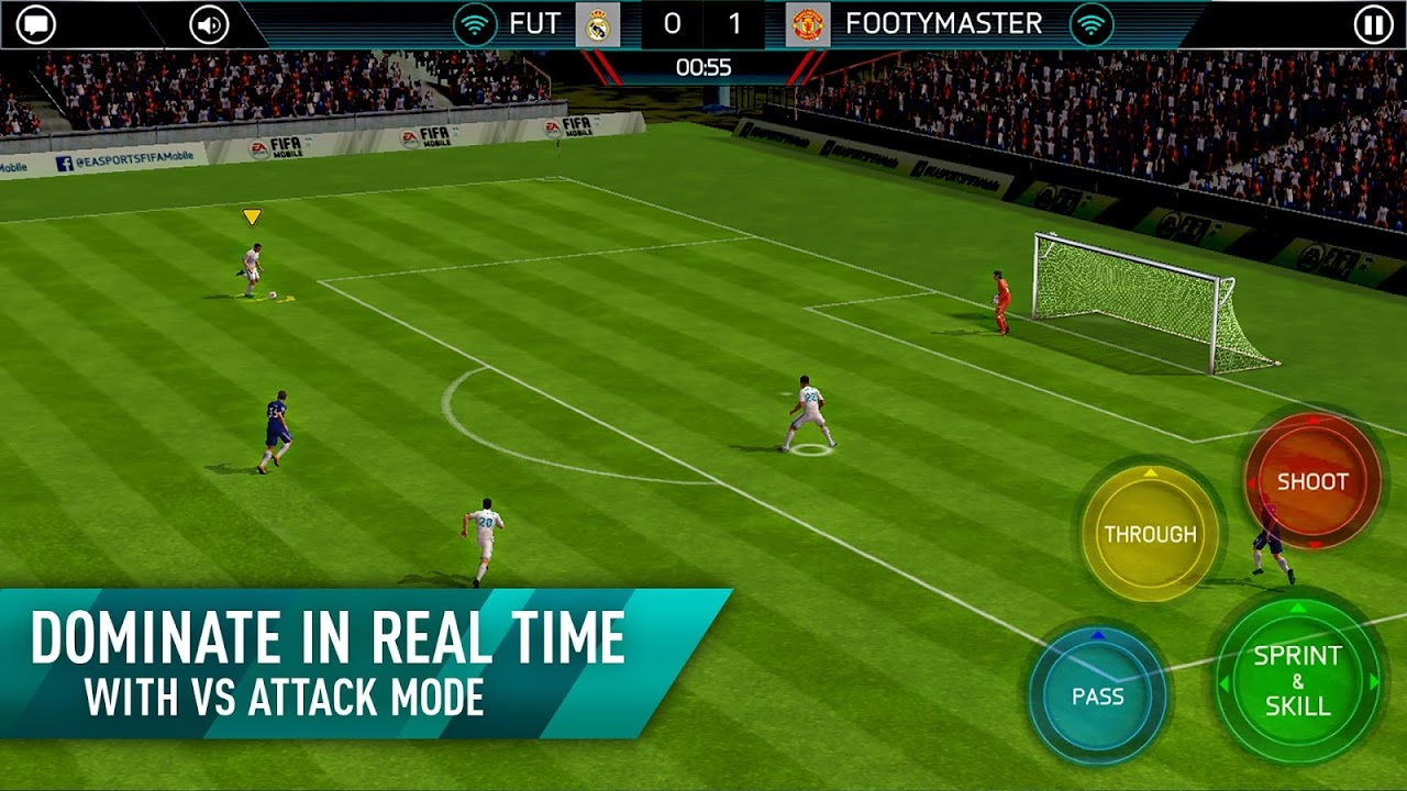 Screenshot FIFA Mobile Football APK