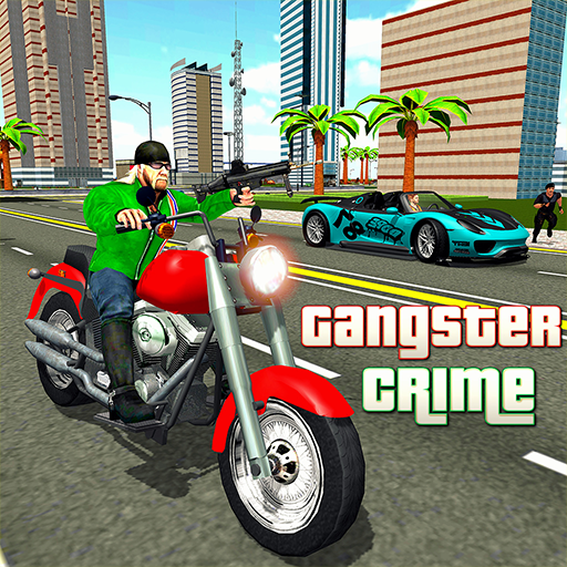 Crime city gangster 2019:theft car driver