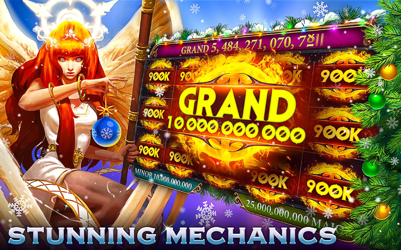 Screenshot Scatter Slots - Free Casino Slot Machines Online APK