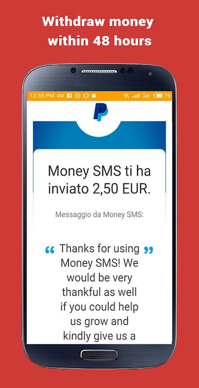 Screenshot Make Money Online: Money SMS APK