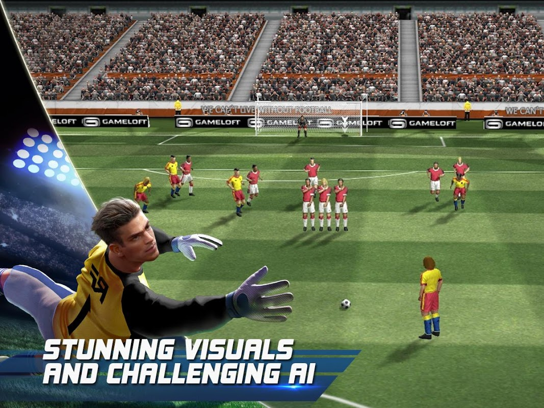 Real Football The App Store android Code Lads
