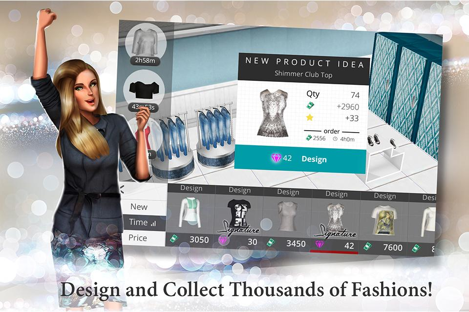 Fashion Empire - Boutique Sim The App Store