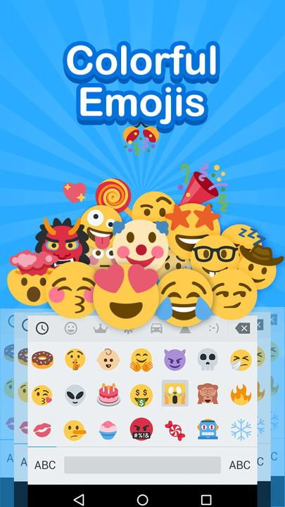 Emoji Keyboard - Cute Emoji,GIF, Sticker, Emoticon The App Store